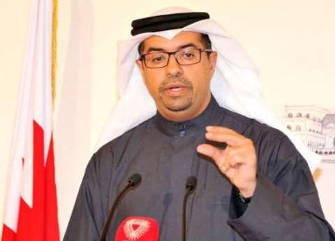 """وزير الإعلام البحريني: اعتداءات إيران على السفارة السعودية """"جبانة ومخالفة دولية"""""""