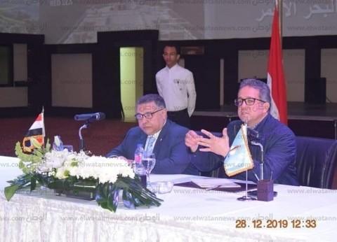 وزير السياحة: جاهز للتعاقد مع أي مستثمر للشراكة في قلعة القصير