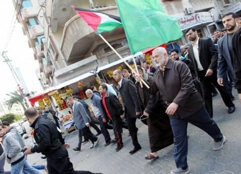 بالصور| إسماعيل هنية يشارك في مسيرات الغضب لنصرة الأقصى