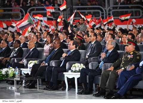 """عمليات """"الهجرة"""" تتلقى رسائل من المصريين بالخارج تقديرا لخطاب السيسي"""