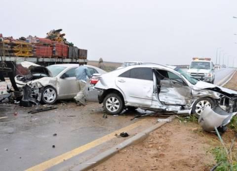 السلطات العراقية: مصرع 23 شخصا في حادث سير جنوب شرق بغداد