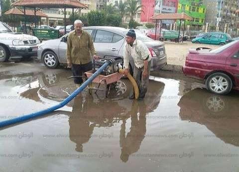 """""""الري"""": أمطار رعدية شديدة على مدن البحر الأحمر وجنوب سيناء"""