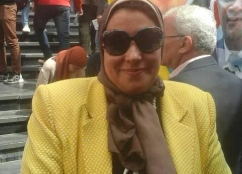 سامية أبو النصر: حضور الصحفيين لانتخابات التجديد النصفي أول خطوات التغيير