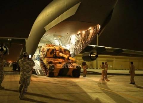 بالصور| وصول الدفعة السادسة من القوات التركية إلى قطر