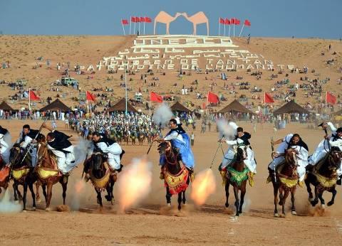 """افتتاح موسم """"طانطان"""" الثقافي في المغرب بمشاركة إماراتية"""