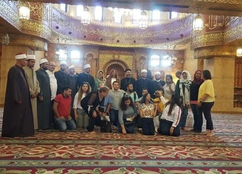 وزير الأوقاف ومحافظ جنوب سيناء يفتتحان تطوير مركز الثقافة الإسلامية