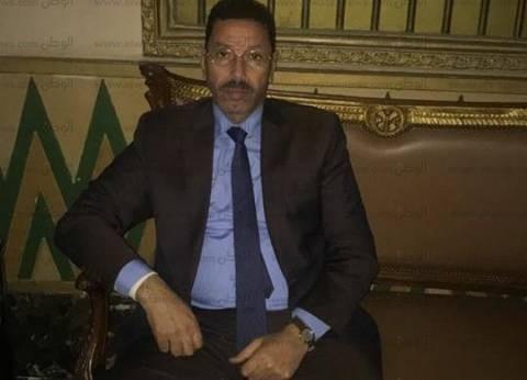 برلماني يعتصم داخل مجلس النواب بسبب تلوث مياه الشرب بكفر الشيخ