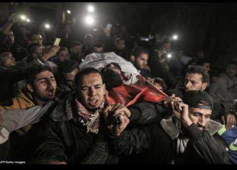 عاجل| استشهاد فلسطينيين في غزة إثر اشتباكات مع جيش الاحتلال