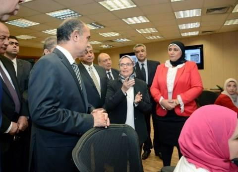 وزير الطيران يوجه بتطوير غرفة إدارة الأزمات لمواجهة أي طارئ