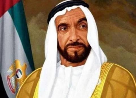 """سفير الإمارات بالقاهرة: الشيخ زايد أوصى """"أولاده"""" بدعم مصر قبل وفاته"""