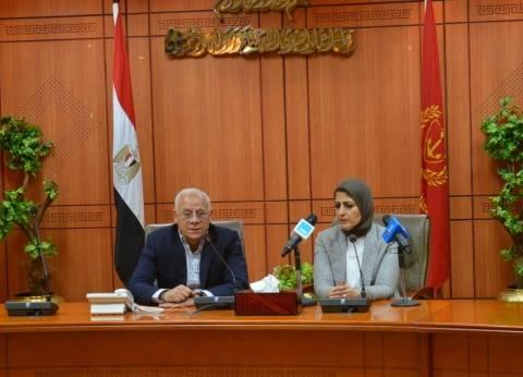 """""""زايد"""" تشكر وزير الصحة الأسبق على إنهائه تشريع التأمين الصحي الجديد"""