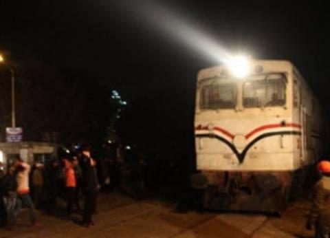 """السكة الحديد تنفي توقف حركة القطارات على خط """"القاهرة - أسوان"""""""