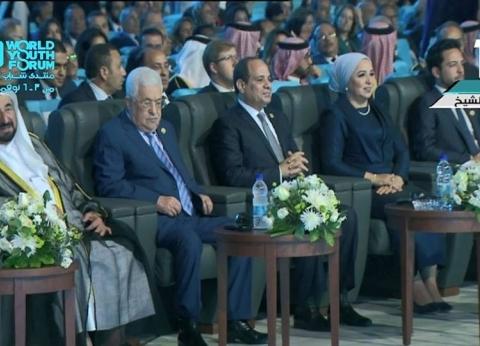 """أمين سر فتح لـ""""الوطن"""": وجود أبومازن بجوار السيسي بالمنتدى دليل إخوة"""