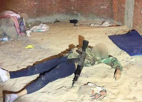 ضربة موجعة للإرهاب قبل «أعياد الميلاد»: مقتل 40 تكفيرياً فى الجيزة وسيناء.. وإحباط عمليات عدائية
