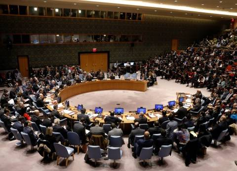 """دول """"العدوان الثلاثي"""" تتقدم بمشروع قرار في مجلس الأمن بشأن سوريا"""