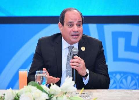 عاجل| السيسي: هناك تنسيق كامل بين مصر وأشقائها في الأردن والخليج