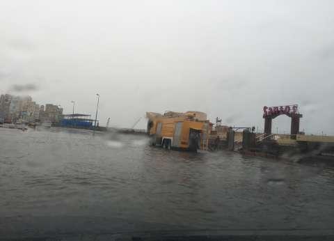 محافظ كفر الشيخ يوجه بانصراف الطلاب من مدارسهم بسبب سوء الأحوال الجوية