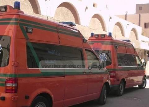 """""""صحة البحر الأحمر"""" تدفع بـ13 سيارة إسعاف تزامنا مع جولة الإعادة في الانتخابات"""