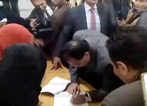 مدبولي يدعو المصريين للمشاركة في الاستفتاء: واجب وطني ورسالة للعالم