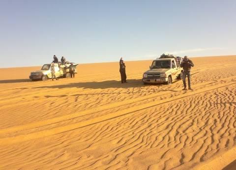 الطبيعة الصحراوية تتحدى إجراءات تأمين «الأديرة» فى المنيا والبحيرة وأسيوط