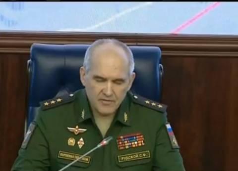 الدفاع الروسية: تم اعتراض 71 صاروخا خلال العدوان على سوريا