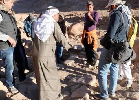 خطة عاجلة لتطوير منطقة جبل موسى بسانت كاترين