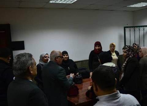 محافظ بورسعيد يترأس غرفة عمليات الانتخابات تزامنا مع بدء التصويت