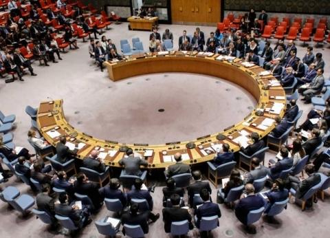 """أساسي في أجندة السلام بـ""""ملتقى أسوان"""".. قصة قرار مجلس الأمن رقم 2250"""