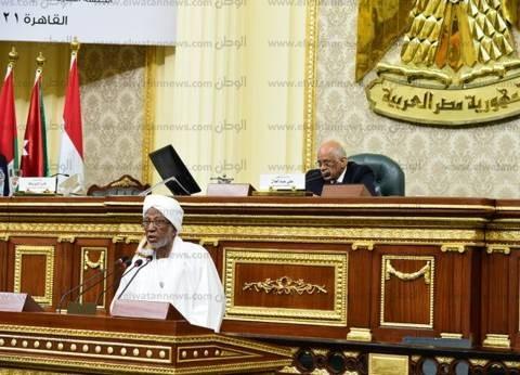 عبدالعال: جلسة طارئة لرؤساء البرلمانات ردا على مجازر الاحتلال