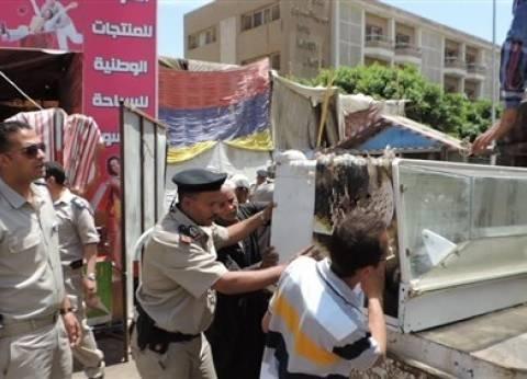 ضبط 19 قضية متنوعة في حملة تموينية مكبرة بالإسكندرية