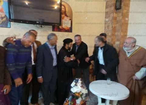 """بالصور  سكرتير """"جنوب سيناء"""": دم المسلم والمسيحي اختلط في حرب أكتوبر"""