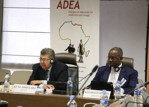 أشرف الشيحي يتولى رئاسة رابطة تطوير التعليم في إفريقيا