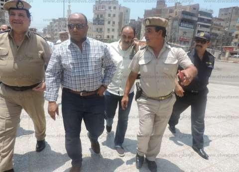 """""""أمن الغربية"""" تحرر 16 بلاغ حرائق ووقاية من المفرقعات"""