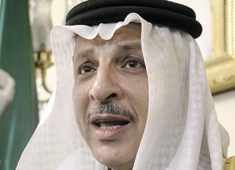وزير الدولة السعودي يلتقي شيخ الأزهر