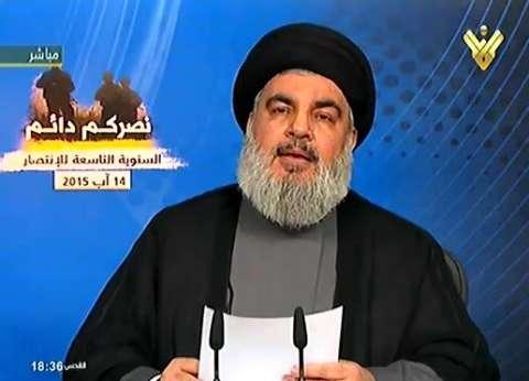 """حسن نصرالله يتوعد السعودية: دماء """"النمر"""" ستملأ حاضر """"آل سعود"""""""