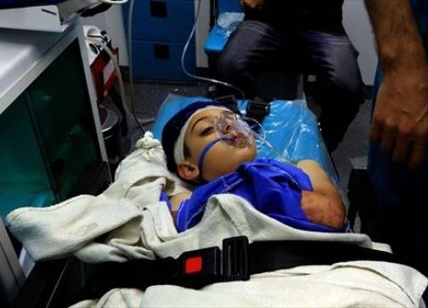 وفاة طفلة وإصابة آخرين من أسرة واحدة إثر حادث تصادم في الغردقة