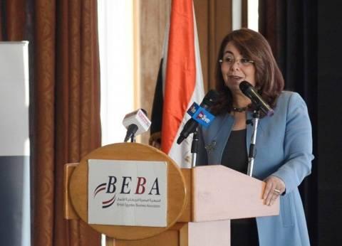 غادة والي: يجب تفعيل الشراكة بين المجتمع المدني والقطاع الخاص والحكومة