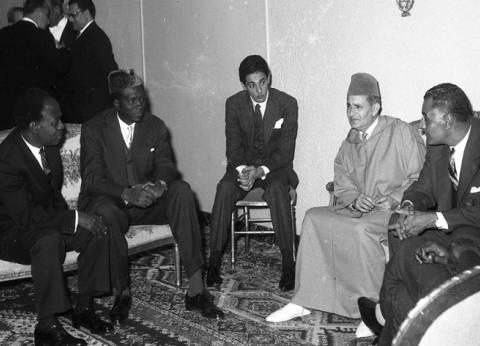 مصر تتبنى أحلام القارة السمراء فى التحرر والاستقلال