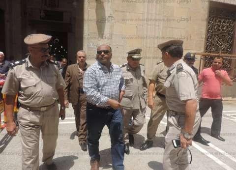 تحرير 164 مخالفة مرافق و58 قضية تموينية خلال حملة في شوارع الغربية