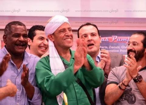 """""""أنا إيه اللي جابني هنا"""".. عرض جديد لـ""""مسرح مصر"""" بقيادة أشرف عبدالباقي"""