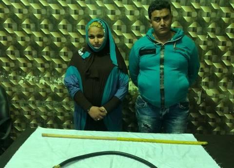 """مباحث القاهرة: """"ملك"""" سكبت """"منظف"""" على الطعام فقتلتها والدتها وزوجها"""