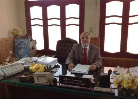 انتظام أعمال الامتحانات بكلية الدراسات الإسلامية بنات كفر الشيخ