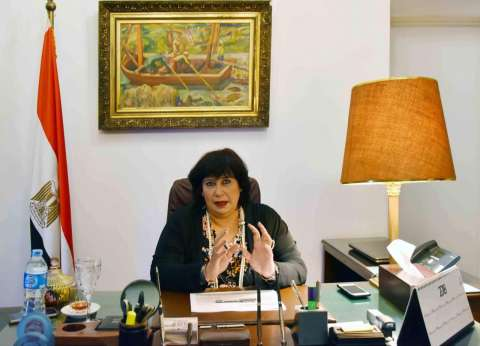 وزيرة الثقافة: دعمنا المهرجان لحفظه هوية مصر الإفريقية في السينما