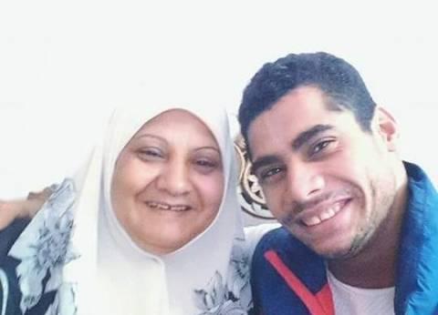"""جامعة الفيوم تكرم والدة محمد إيهاب لحصوله على برونزية """"ريو دي جينيرو"""""""