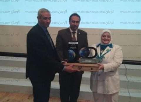 نائب وزير التربية والتعليم يكرم «وكيل كفر الشيخ» على جهودها