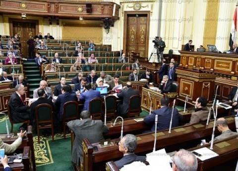 """عبد العال: أخذ الموافقة النهائية على مشروعات القوانين وقوفا """"للاحتياط"""""""