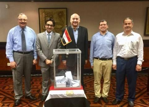 سفارة مصر بإندونيسيا تعلن انتهاء التصويت