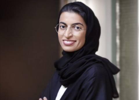 """وزيرة الثقافة الإماراتية تشد بـ""""بينالي القاهرة"""""""