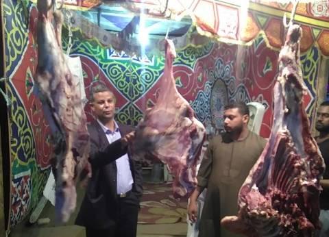 حملات بيطرية على أسواق اللحوم والدواجن بالبحر الأحمر