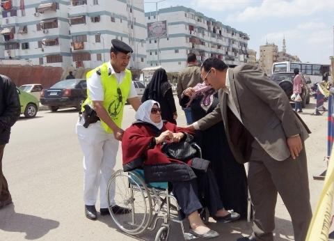 بورسعيد تدعو المواطنين لاستغلال الساعات المتبقية للمشاركة بالاستفتاء